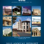 2013 UHS Annual Report written by Jim Samue