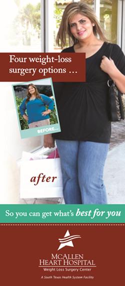 Weight-Loss Surgery Brochure