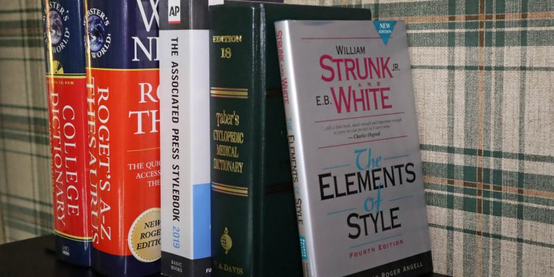 Four Books Every Writer Should Own